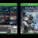 Halo: Spartan Assault Box Art Cover
