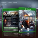 Battlefield 4 - Original Edition Box Art Cover
