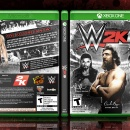 WWE 2K15 Box Art Cover