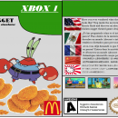 Krusty Nugget Box Art Cover