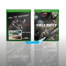 COD: Advanced Warfare Box Art Cover