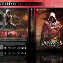Assassins Creed IV: Black Flag Box Art Cover