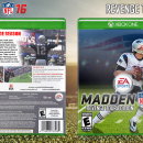 Madden NFL 16 Box Art Cover