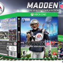Madden NFL 17 Revenge Tour Edition Box Art Cover