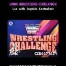 WWE Wrestling Challenge(Rerelease) Box Art Cover