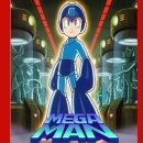 Mega Man Box Art Cover