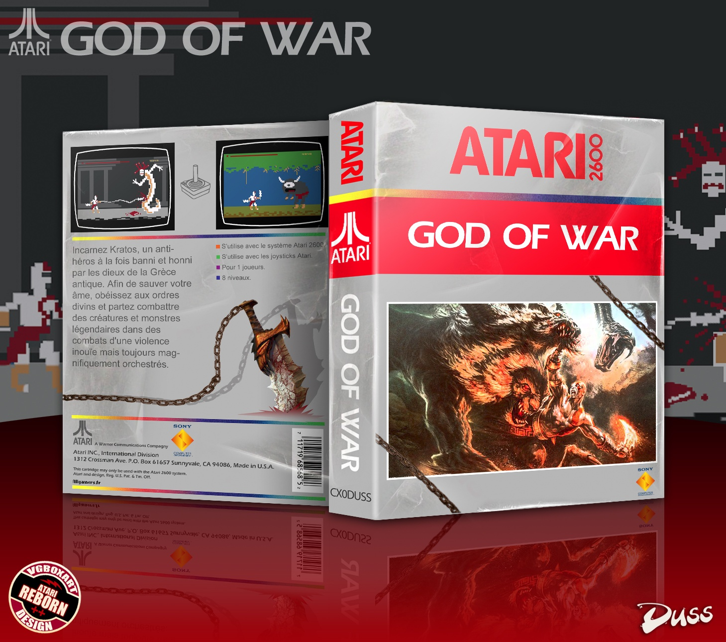 God of War box cover