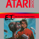 E.T. Box Art Cover