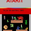 Super Smash Bros 2600 Box Art Cover