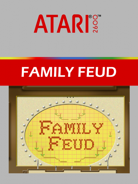 Family Feud box art cover