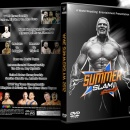 WWE Summerslam 2012 Box Art Cover
