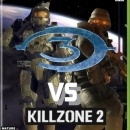 Halo Vs Killzone Box Art Cover