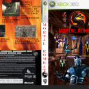 Mortal Kombat Rebirth Box Art Cover