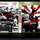 Just Cause 2: Chaos Edition Box Art Cover