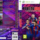 Pro Evolution Soccer 2018 (PES 2018) Box Art Cover