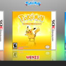 Pokemon Red, Yellow, & Blue Box Art Cover
