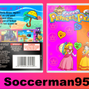 Super Princess Peach 2 Box Art Cover