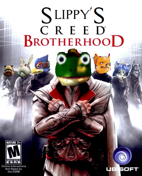 Slippy's Creed box cover