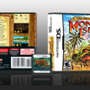 The Secret  of Monkey Island DS Box Art Cover