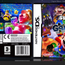Super Mario Galaxy Box Art Cover