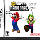 New Super Mario Bras Box Art Cover