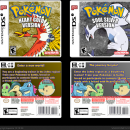 Pokemon: HeartGold and SoulSilver Box Art Cover