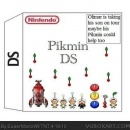 Pikmin DS Box Art Cover