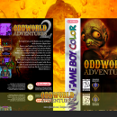 Oddworld Adventures 2 Box Art Cover