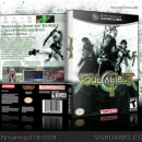 Soul Calibur 2 Box Art Cover