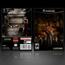 Resident Evil 4 Box Art Cover