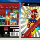 Super Mario Sunshine: HD Classics Box Art Cover