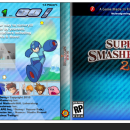 Super Smash Flash 2 Box Art Cover