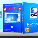 Paint.NET Box Art Cover