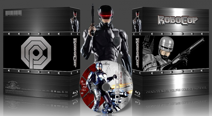 RoboCop Collection box art cover