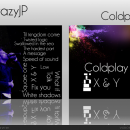 Coldplay - X & Y Box Art Cover