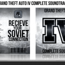 Grand Theft Auto IV Complete Soundtrack Box Art Cover