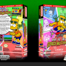 The Simpsons: Bart Vs The Space Mutants Box Art Cover