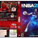 NBA 2K13 Box Art Cover