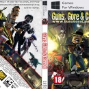 Guns Gore & Cannoli DB Cover Box Art Cover