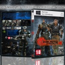 Gears of War 4 DB Cover Box Art Cover