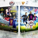 FIFA 17 Box Art Cover