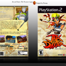 Jak and Daxter: The Precursor Legacy Box Art Cover