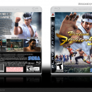 Virtua Fighter 5 Box Art Cover