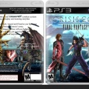 Final Fantasy: Crisis Core Box Art Cover