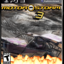 Motor Storm 3 Box Art Cover