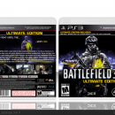 BattleField 3 Ultimate Edition Box Art Cover