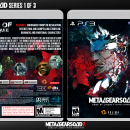 Metal Gear Solid 2: Sons of Liberty Box Art Cover
