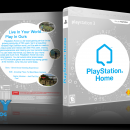 PlayStation Home Box Art Cover