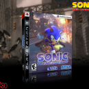 Sonic The Hedgehog 2006 Box Art Cover