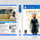 Deus Ex: Mankind Divided Box Art Cover
